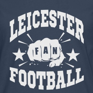 Leicester Football Fan - Premium langermet T-skjorte for menn