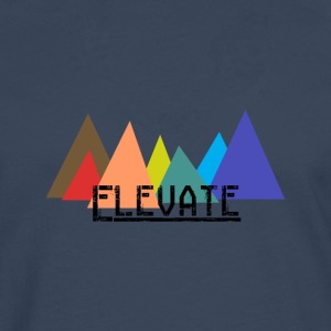 Elevated to the Mountains - Men's Premium Longsleeve Shirt