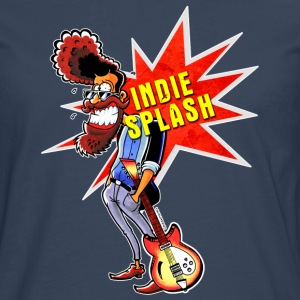 Indie Splash - Men's Premium Longsleeve Shirt