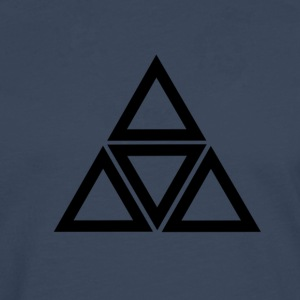 triangle - T-shirt manches longues Premium Homme