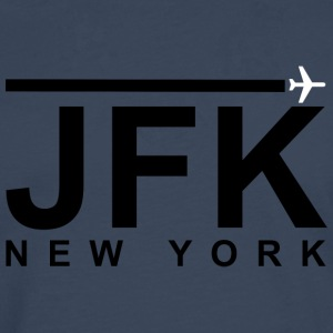 JFK Black - Men's Premium Longsleeve Shirt