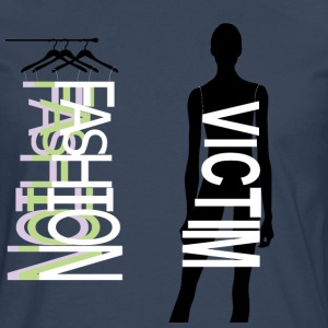 Fashion Victim - T-shirt manches longues Premium Homme