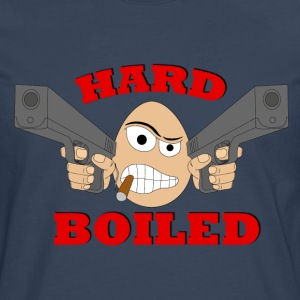 Hard Boiled (Colour) - Men's Premium Longsleeve Shirt