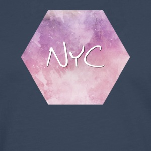 NYC - New York City - Men's Premium Longsleeve Shirt