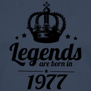 Legends 1977 - Men's Premium Longsleeve Shirt