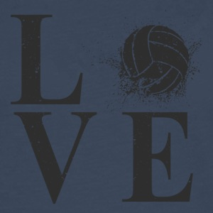 I love Volleyball! - Premium langermet T-skjorte for menn