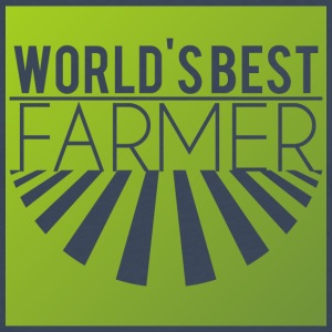 Farmer / Farmer / Farmer: World's Best Farmer - Men's Premium Longsleeve Shirt