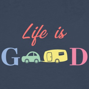 Life Is Good - T-shirt manches longues Premium Homme