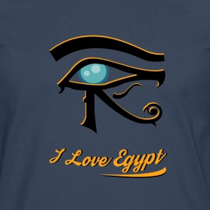 i love Egypt 1 - Men's Premium Longsleeve Shirt