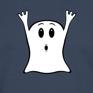 Friendly Ghost - Men's Premium Longsleeve Shirt