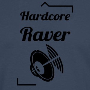 Hard Core Raver - Men's Premium Longsleeve Shirt