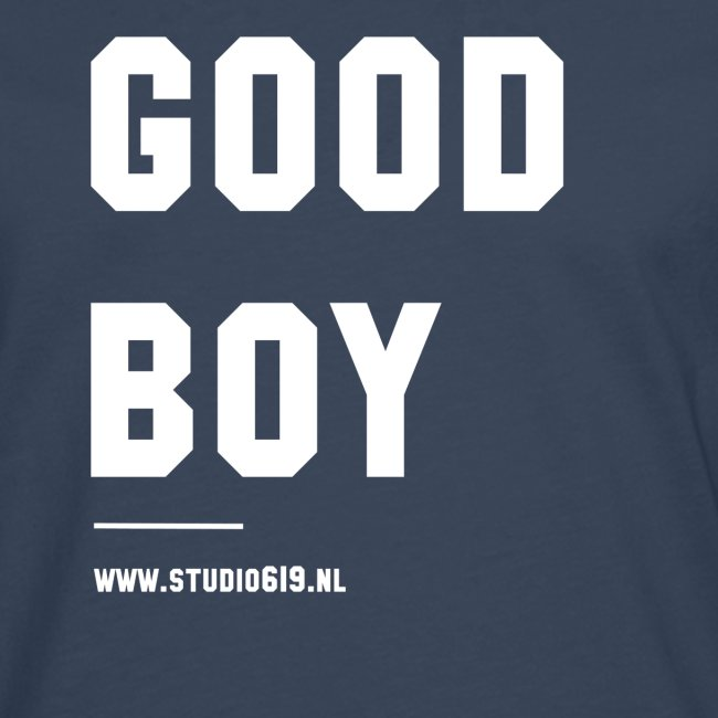 TANK TOP GOOD BOY