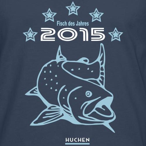 huchen 2015 - Männer Premium Langarmshirt
