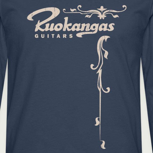 Vintage t shirt front