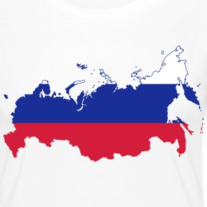 RUSSIAN BEAR COLLECTION - Women's Premium Longsleeve Shirt
