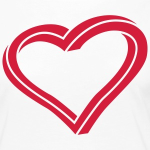Twisted Heart - Women's Premium Longsleeve Shirt