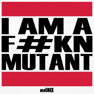 I am a mutant - Women's Premium Longsleeve Shirt