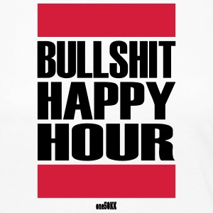 Bullshit Happy Hour - Women's Premium Longsleeve Shirt
