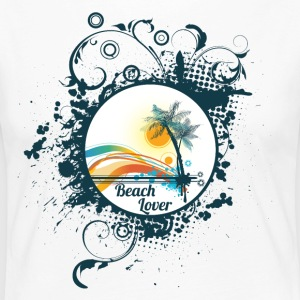 Beach Lover - Women's Premium Longsleeve Shirt