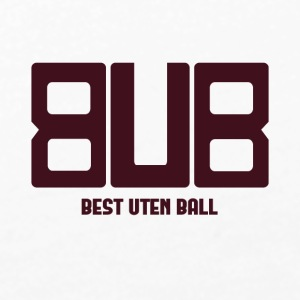 BEST WITHOUT BALL BURGUNDY - Women's Premium Longsleeve Shirt