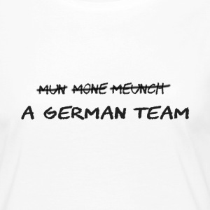 A German Team - Frauen Premium Langarmshirt