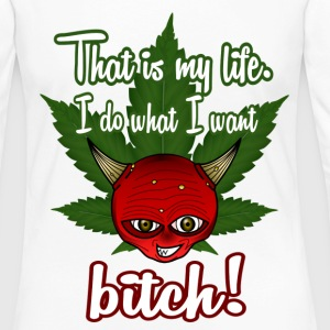 That is my life - Women's Premium Longsleeve Shirt