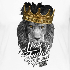 LION OF JUDAH - Women's Premium Longsleeve Shirt