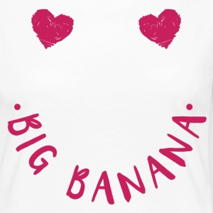 Big banana - Women's Premium Longsleeve Shirt