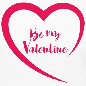 Be my Valentine - T-shirt manches longues Premium Femme
