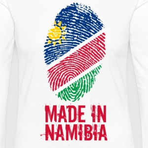 Made In Namibia - Långärmad premium-T-shirt dam