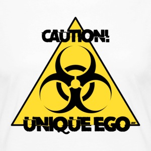 Caution! Unique Ego - The Biohazard Edition - Frauen Premium Langarmshirt