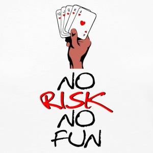 No Risk NO Fun - Women's Premium Longsleeve Shirt