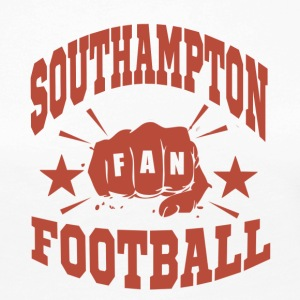 Southampton Football Fan - Premium langermet T-skjorte for kvinner