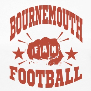 Bournemouth Football Fan - T-shirt manches longues Premium Femme