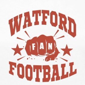 Watford Football Fan - T-shirt manches longues Premium Femme