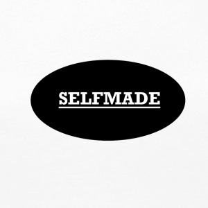 self Made - Dame premium T-shirt med lange ærmer