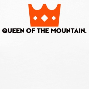 QOM QUEEN OF THE MOUNTAIN - Frauen Premium Langarmshirt