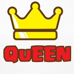 CROWN Familiy - QUEEN - T-shirt manches longues Premium Femme