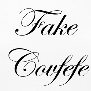 Fake covfefe - Women's Premium Longsleeve Shirt