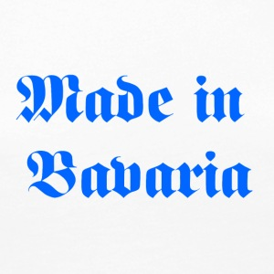 Made in Bavaria - Frauen Premium Langarmshirt