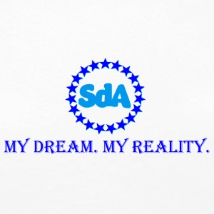 SdoubleA - My Dream. My Reality. - Women's Premium Longsleeve Shirt