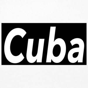 Cuba Shirt - Black - Mambo New York - Women's Premium Longsleeve Shirt