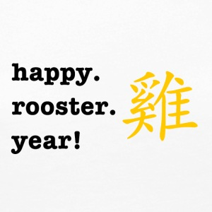 happy rooster year - Women's Premium Longsleeve Shirt