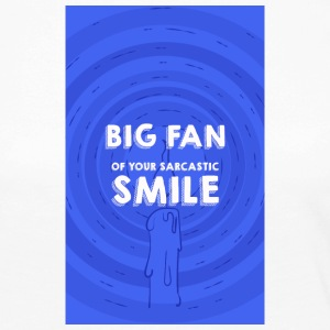 Big Fan of your smile - Women's Premium Longsleeve Shirt