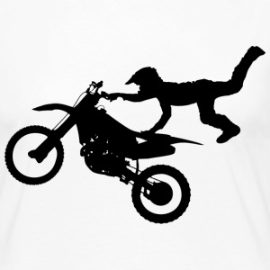 MOTOCROSS / COLLECTION MOTOS - T-shirt manches longues Premium Femme