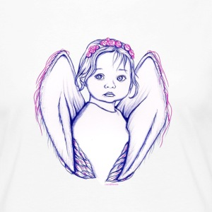 Guardian angel - Women's Premium Longsleeve Shirt