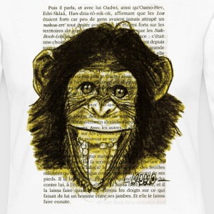 YELLOW MONKEY - Frauen Premium Langarmshirt
