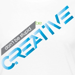 Be creative - Women's Premium Longsleeve Shirt