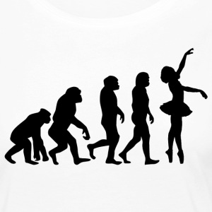 ++BALLETT EVOLUTION++ - Frauen Premium Langarmshirt