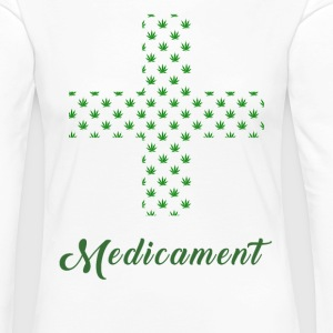 Medicated 2.0 - Women's Premium Longsleeve Shirt